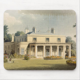 Wimbledon Park, from R. Ackermann's (1764-1834) 'R Mouse Pad
