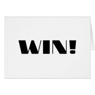 Win! Cards