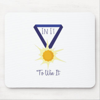 Win It Mouse Pad