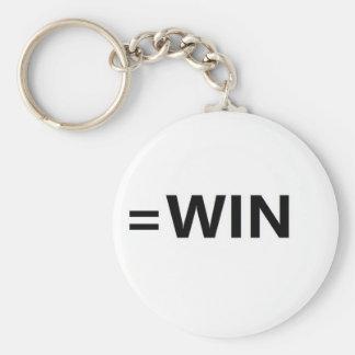 =win llavero redondo tipo pin