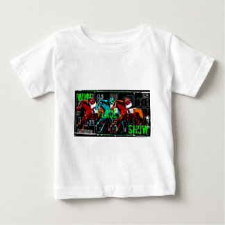 win place show horse racing baby T-Shirt