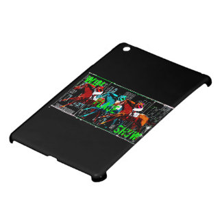 win place show horse racing iPad mini cover