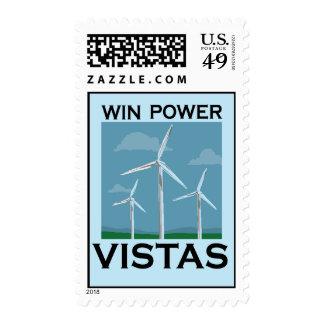 WIN-POWER Vistas Stamp