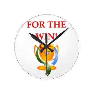 WIN ROUND CLOCK