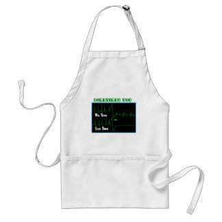 win some lose some adult apron