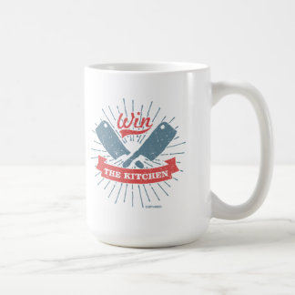 Win the Kitchen Coffee Mug