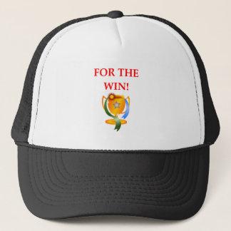 WIN TRUCKER HAT