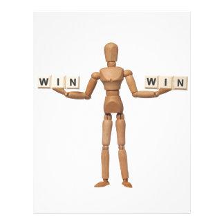 Win-win Letterhead