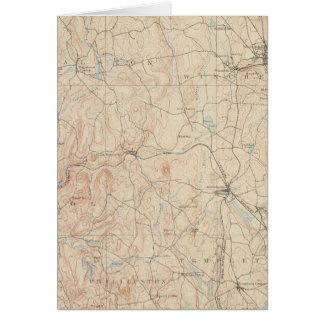 Winchendon, Massachusetts Card