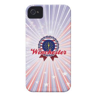 Winchester ADENTRO iPhone 4 Carcasa