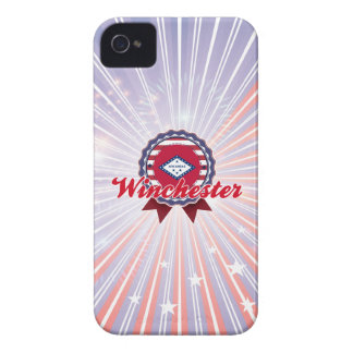 Winchester AR iPhone 4 Case-Mate Cárcasa