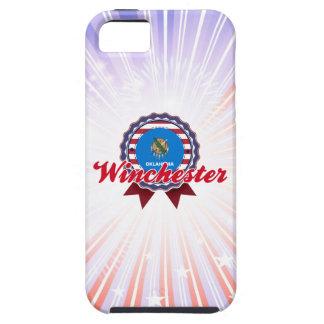 Winchester AUTORIZACIÓN iPhone 5 Cárcasas