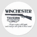 Winchester Beer stickers