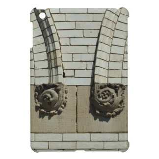Winchester Carved Rosettes iPad Mini Cover