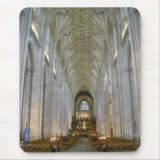 Winchester Cathedral Mouse Pad