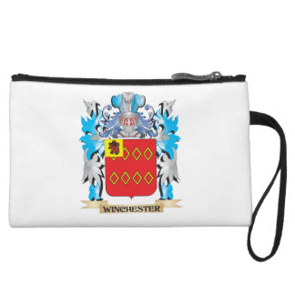 Winchester Coat of Arms - Family Crest Wristlet