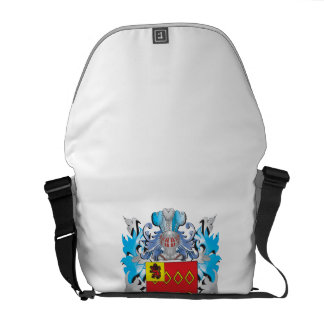 Winchester Coat of Arms - Family Crest Messenger Bag