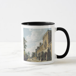 Winchester College Entrance with the Warden's Hous Mug