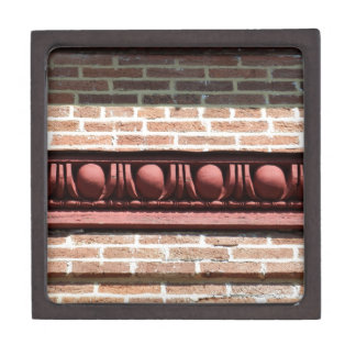 Winchester Egg and Dart Molding Keepsake Box