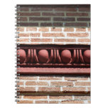 Winchester Egg and Dart Molding Note Books