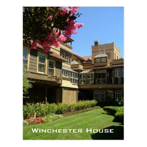 Winchester House Post Card
