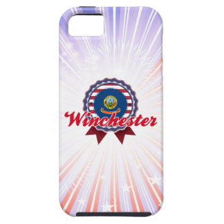 Winchester identificación iPhone 5 Case-Mate coberturas