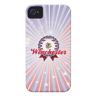 Winchester IL iPhone 4 Funda