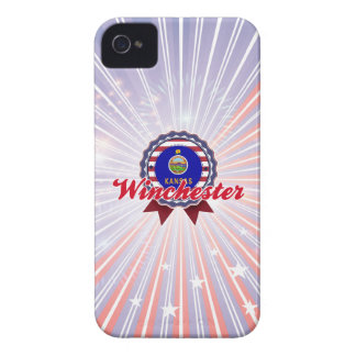 Winchester KS iPhone 4 Fundas