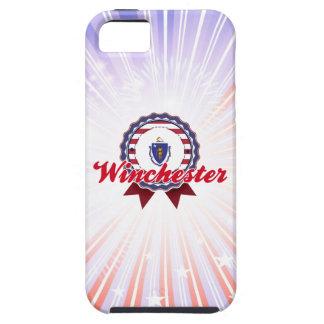 Winchester mA iPhone 5 Case-Mate Carcasas
