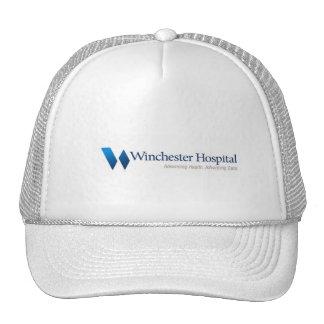 Winchester massachusetts wincheter hospital trucker hat