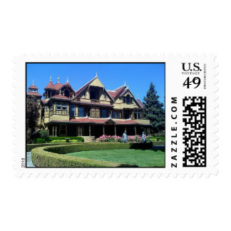 Winchester Mystery House - Stamp