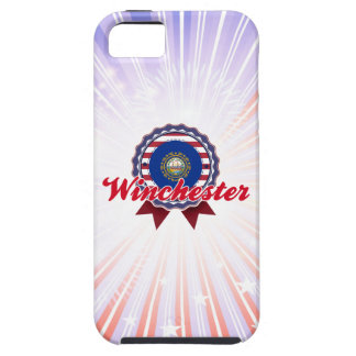 Winchester NH iPhone 5 Case-Mate Carcasas