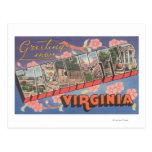 Winchester, Virginia - escenas grandes de la letra Postal