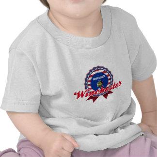 Winchester, WI Camisetas