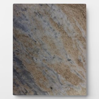 Wind aged sandstone with natural element patterns plaque