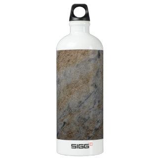 Wind aged sandstone with natural element patterns SIGG traveler 1.0L water bottle
