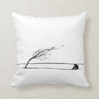 Wind - American MoJo Pillow