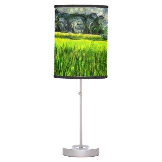 Wind and fields desk lamp