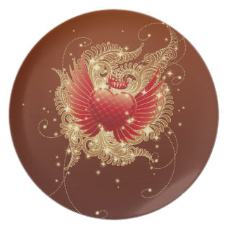 Wind beneath my wings plates