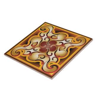 Wind Blower Tile