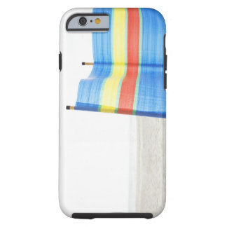 Wind Break on Beach Tough iPhone 6 Case