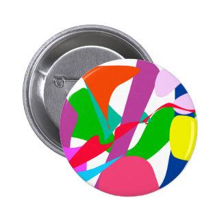 Wind 2 Inch Round Button