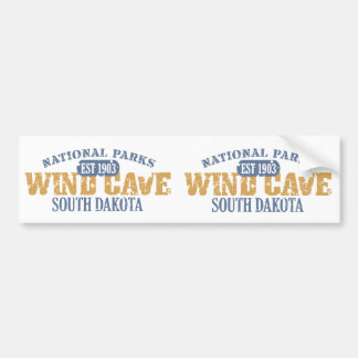Wind Cave National Park Bumper Sticker