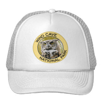 Wind Cave National Park Trucker Hat