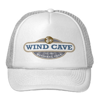 Wind Cave National Park Trucker Hat