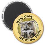 Wind Cave National Park Magnet