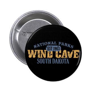 Wind Cave National Park Pinback Button