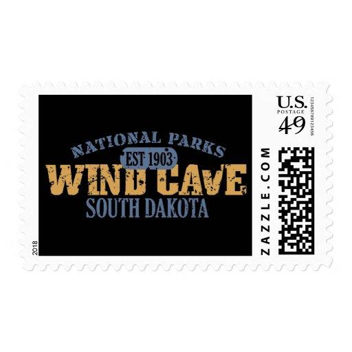Wind Cave National Park Postage