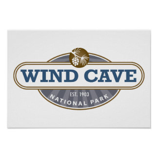 Wind Cave National Park Posters