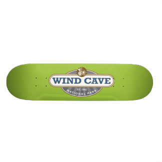 Wind Cave National Park Skateboard